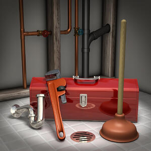 Home tools for drain cleaning