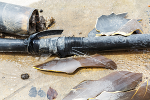 Home pipe repairs are made simple with cured-in-place pipe.