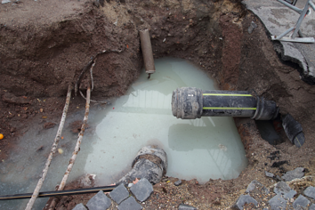 Avoid digging hassles and expensive renovations like these with trenchless solutions
