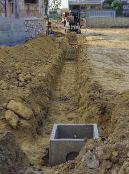 Avoid harmful digging with innovative trenchless repair technologies!