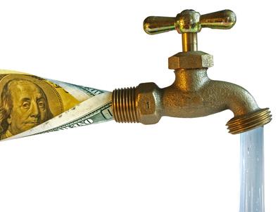 sacramento water leak