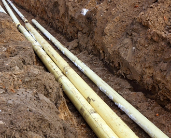 Trenchless technologies can be used to fully repair underground pipes without the hassle of digging.