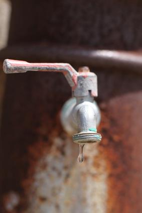 Faucet Water pressure
