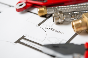 Take action when it comes to bathroom plumbing care.