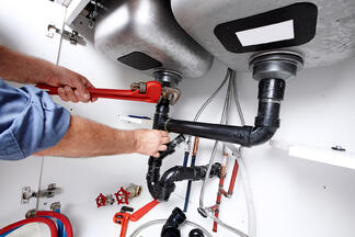 Should you have any problems or doubt with your garbage disposal, be sure to contact a well-qualifed plumber.