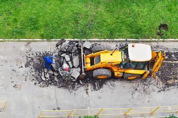 You can avoid digging out your Orangeburg pipes altogether, thanks to trenchless pipe lining.