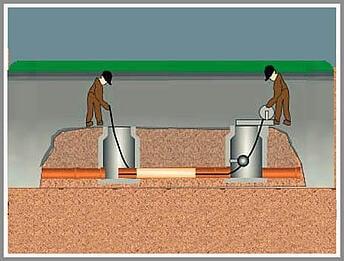 sectional point repair Sacramento