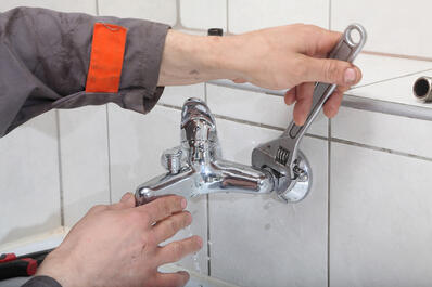 Faucet replacement