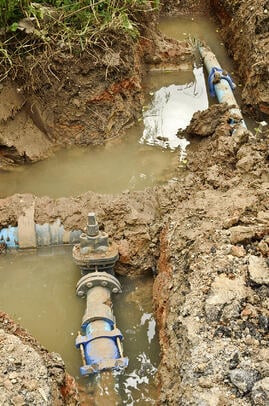 Avoid harmful digging with trenchless technology.