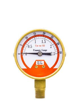 Fixing Water Pressure
