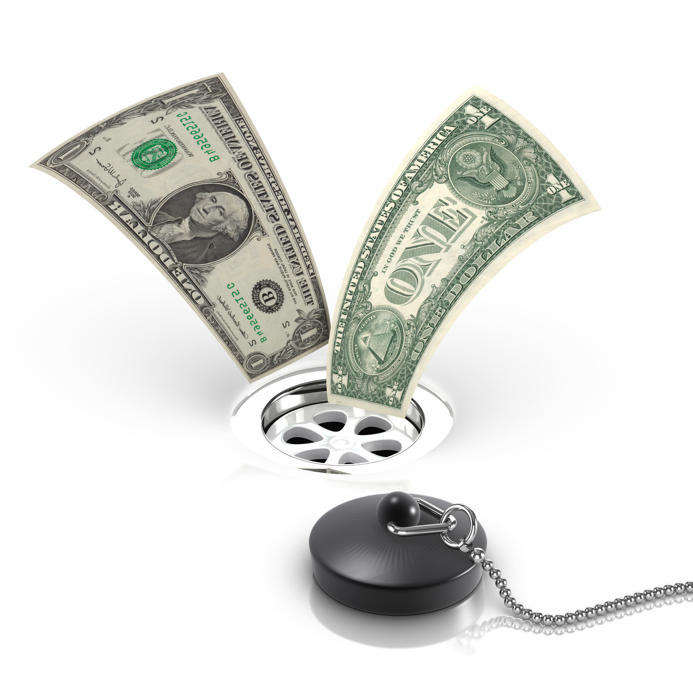 Leaks and other issues can lead to high water bills that flush your money down the drain.