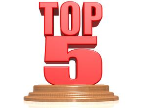 Sectional Point Repair Top 5