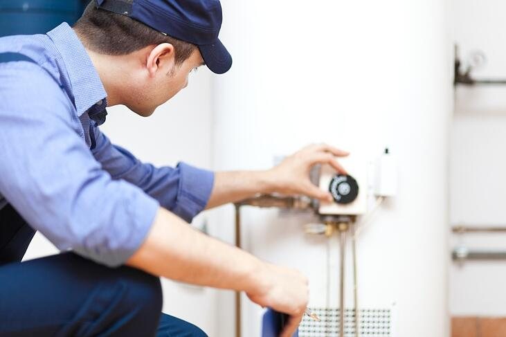 DIY: Adjusting your water heater temperature with ease