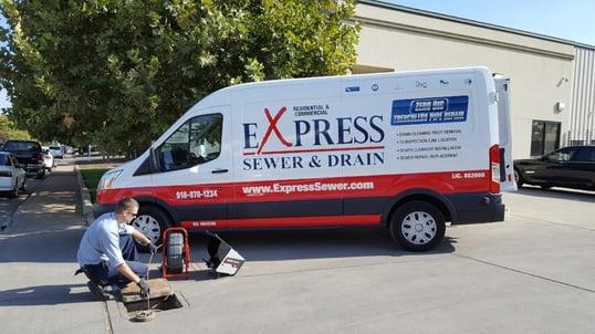 Express Sewer Sacramento Plumbing
