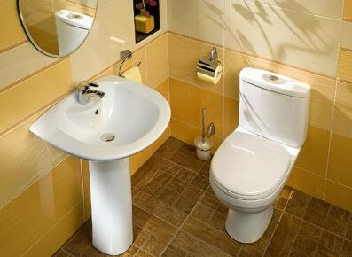 Installing a new toilet is much simpler than you might think.