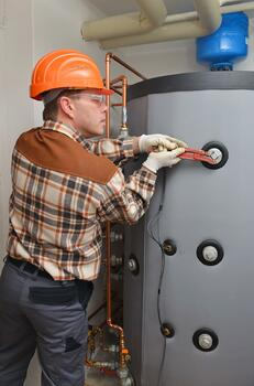 A tankless water heater can save you hundreds on energy costs, if you choose to upgrade.