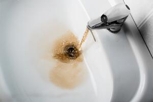 A leaky pipe could allow contaminants in. This can be very dangerous to your health.