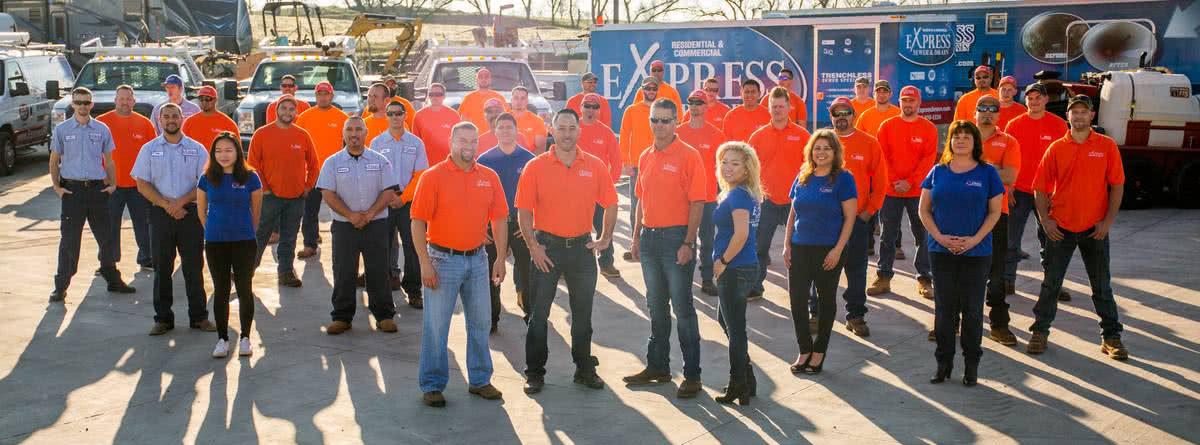 express-sewer-team