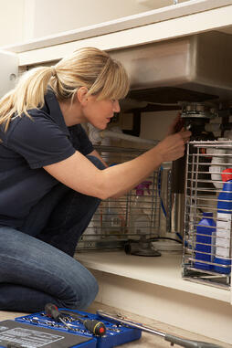 Do you know the right way to clear a clogged garbage disposal?
