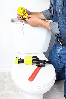 Toilets are a common source of home plumbing emergencies that homeowners have to contend with.