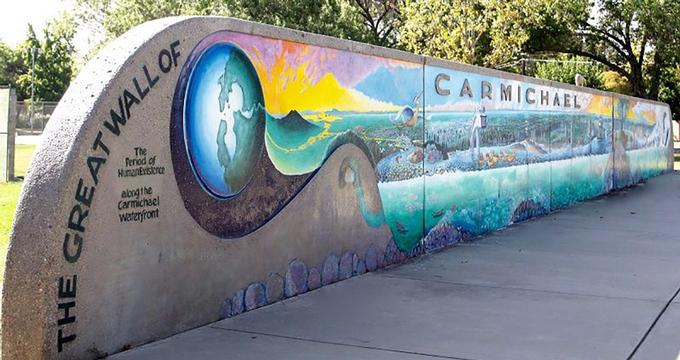 Carmichael CA