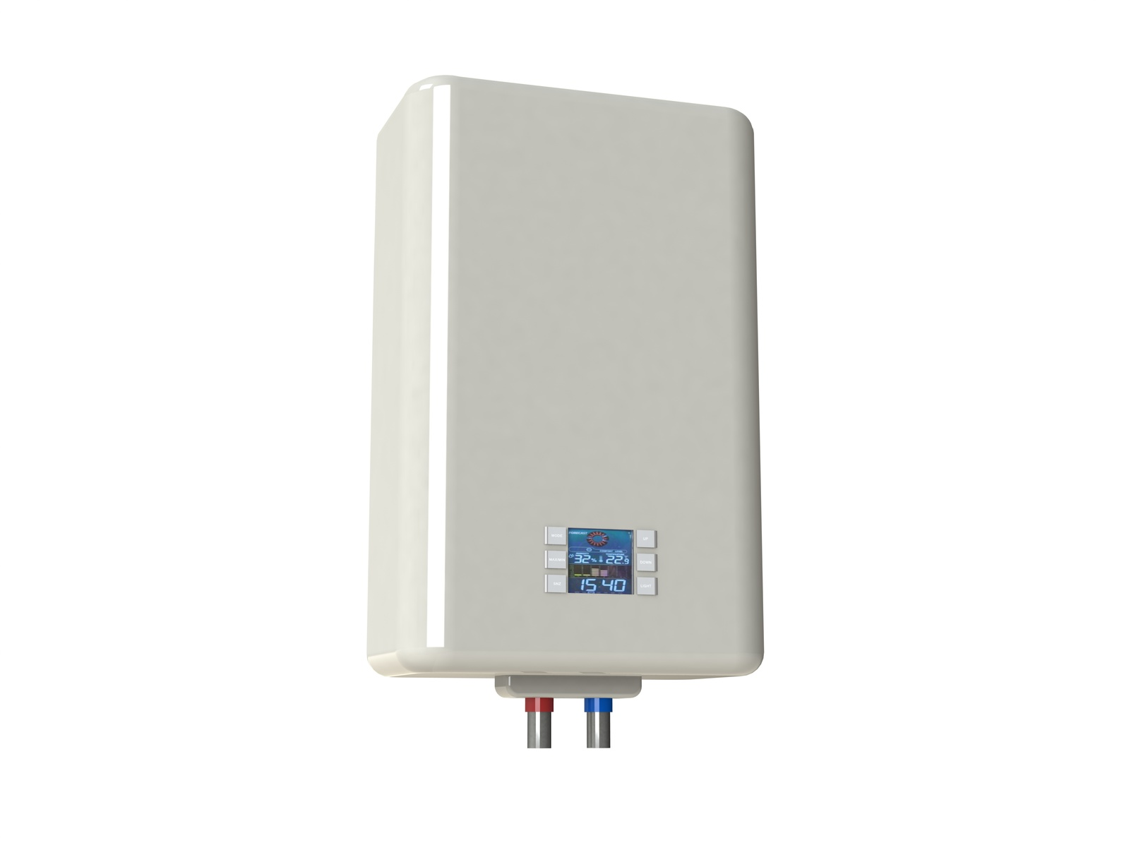 how do tankless hot water heaters work. Black Bedroom Furniture Sets. Home Design Ideas